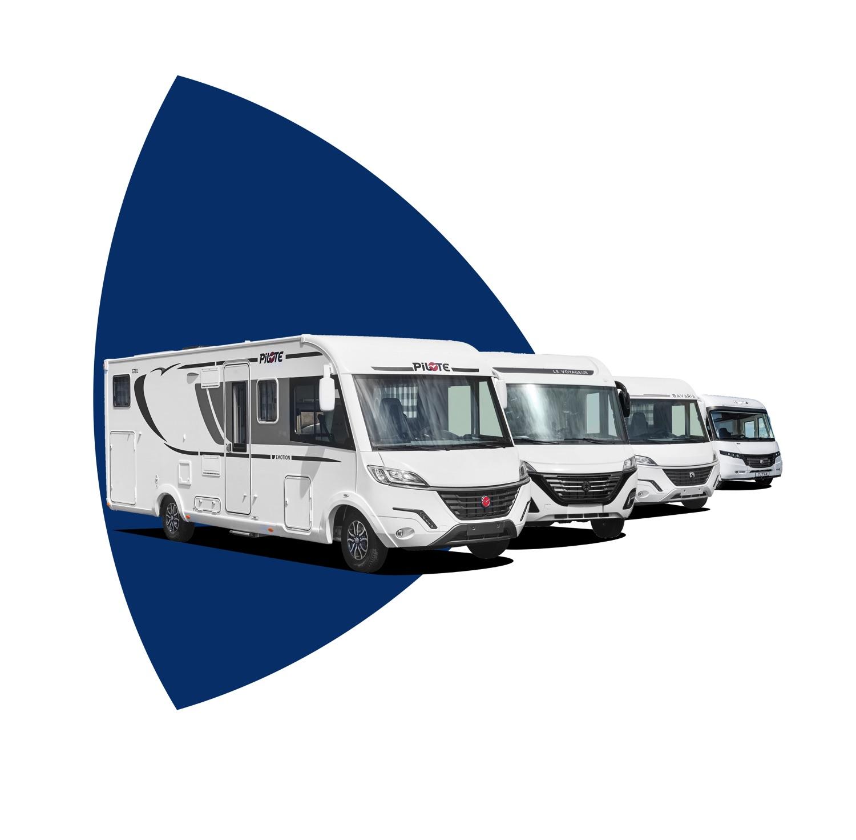 Pilote - Camping Cars